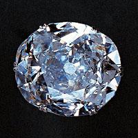 Алмаз Кох-и-нор. Современный вид