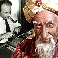 Лазарь Лагин — отец Хоттабыча
